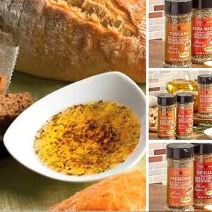NWT! Gourmet Bread Dipping Seasoning, Just Add Oil
